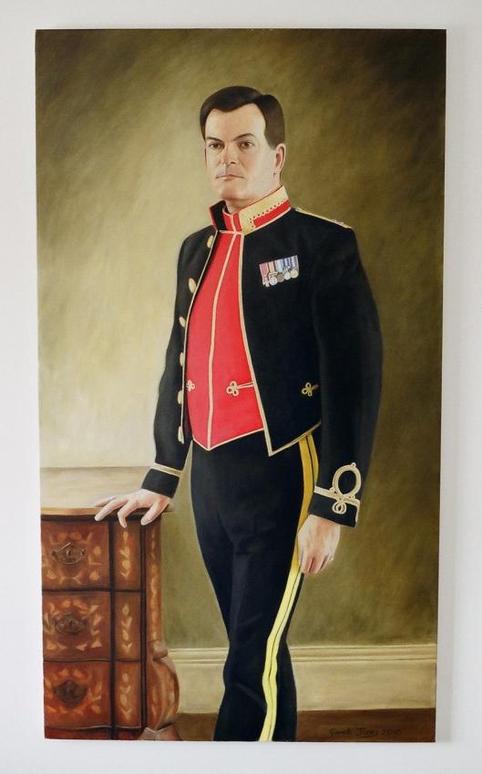 Lt Col David Madden