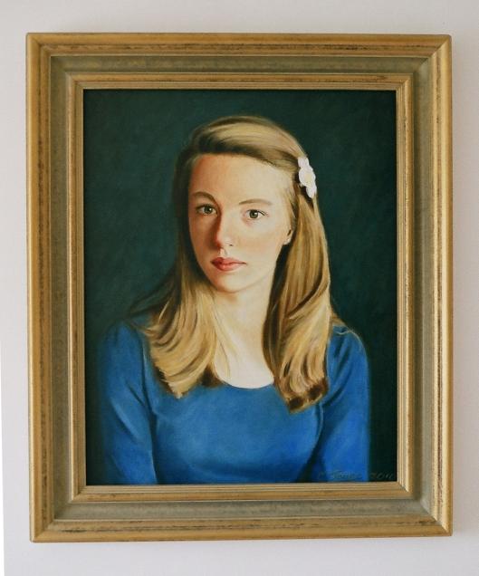 Miss Hannah Jones