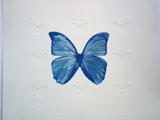 Blue Morpho 2