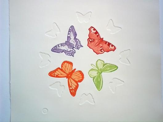 Radial Butterflies